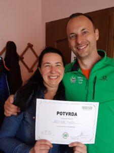 Kristina Pleše, knjigovođa, Lokve